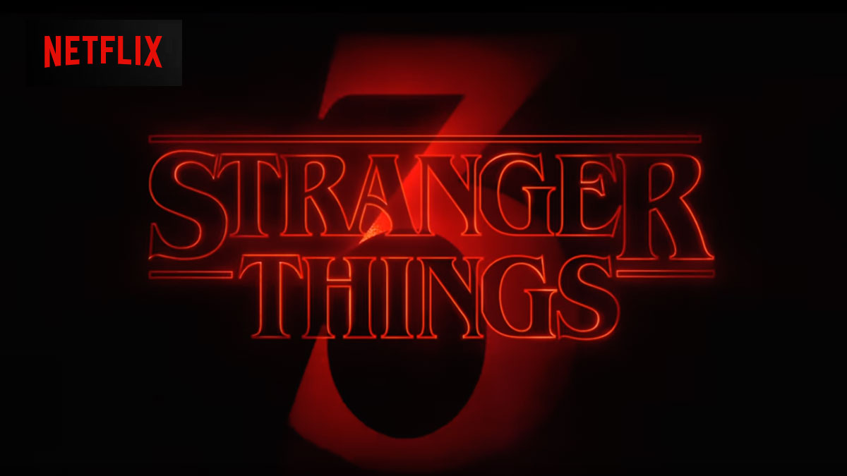 Netflix Stranger Things Staffel 3
