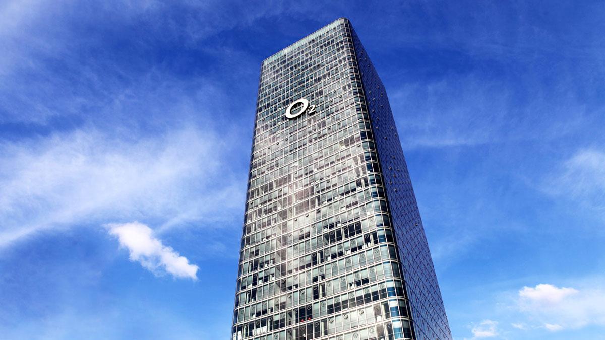 Hauptsitz Telefonica in München