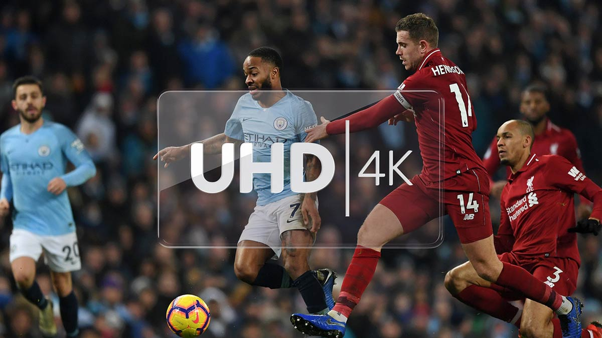 Premier League bei Sky in Ultra-HD