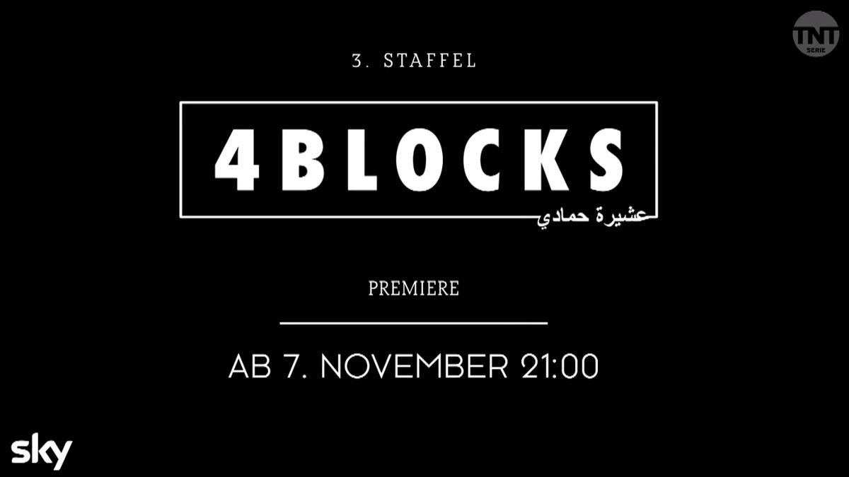 Sky 4 Blocks Staffel 3