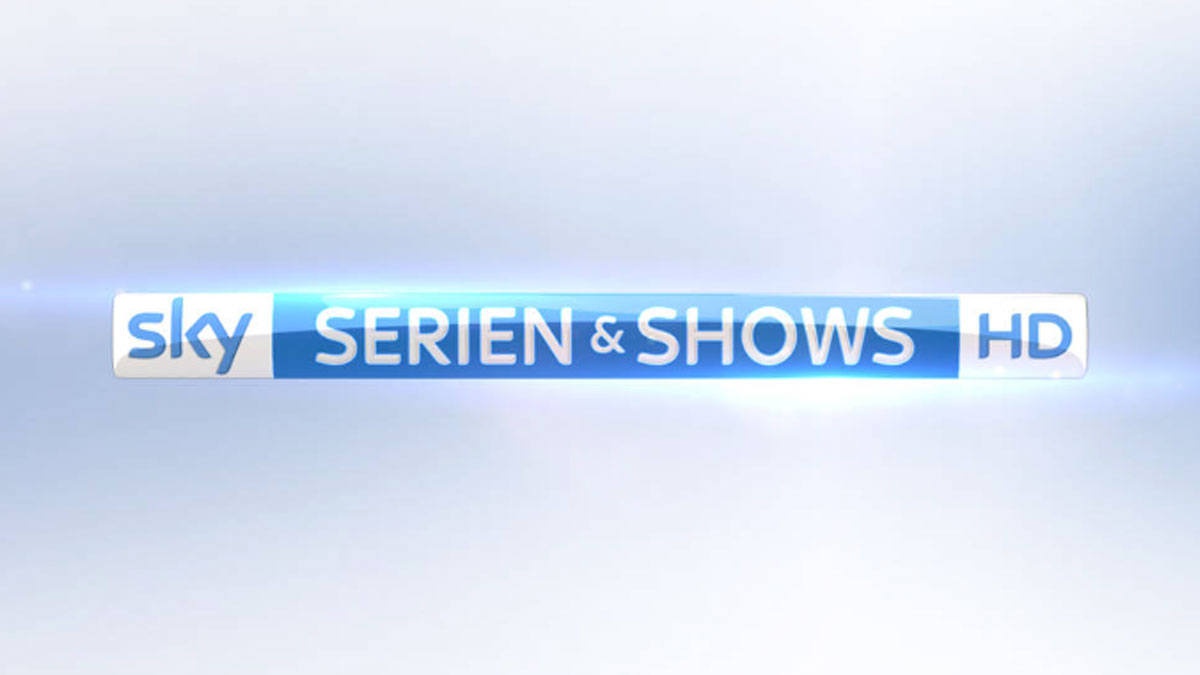 Sky Serien und Shows HD Logo