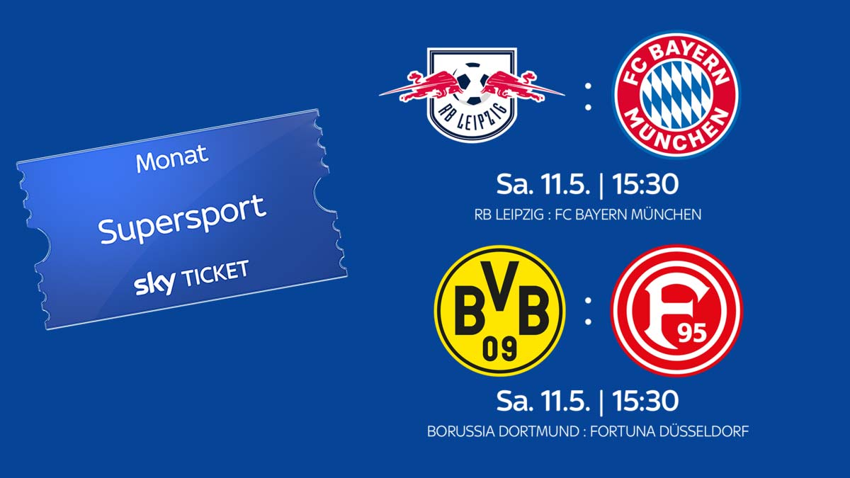 Sky Ticket Bundesliga