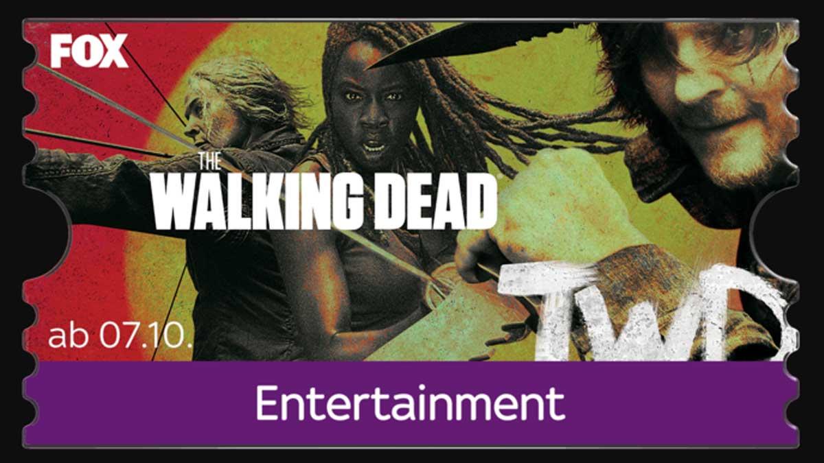 Sky Ticket The Walking Dead