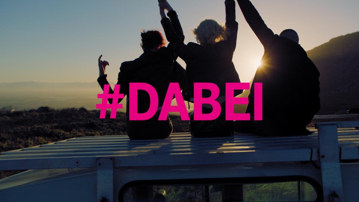 Telekom Kampagne: #Dabei