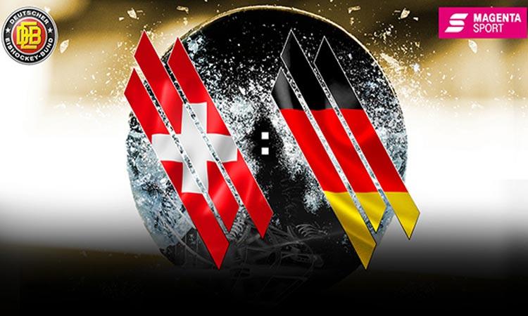 Telekom Sport überträgt Länderspiel im Vorfeld der Eishockey WM