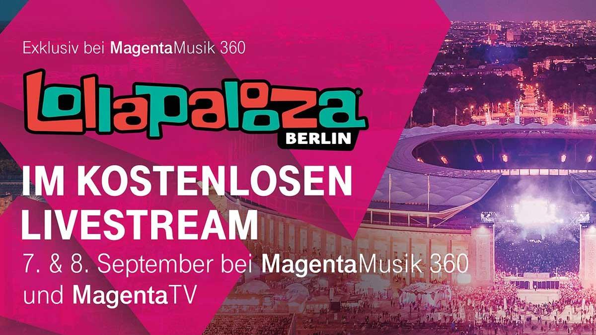 Telekom Lollapalooza