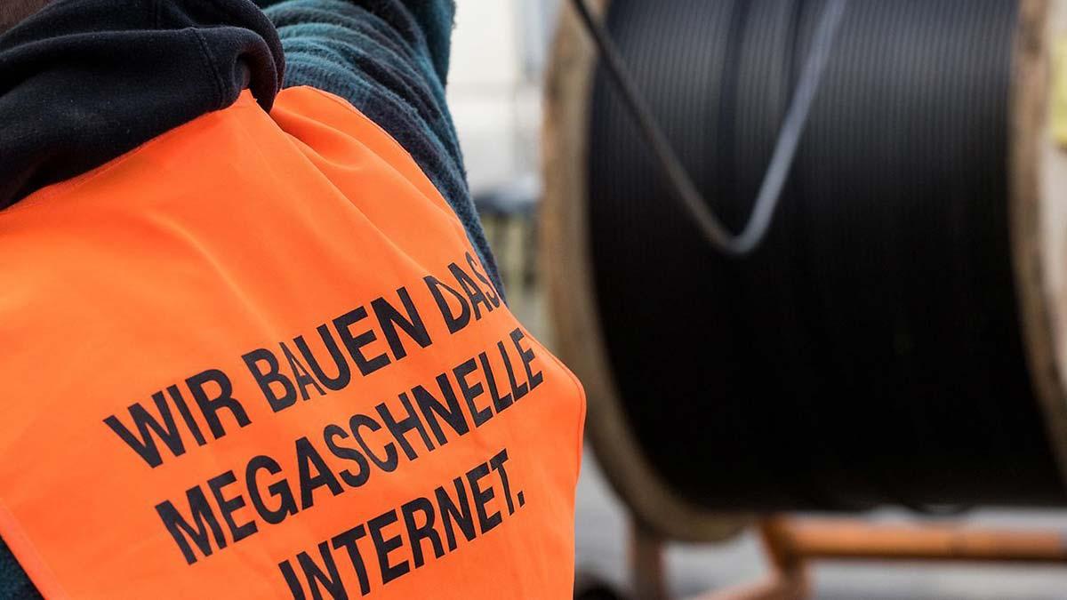 Telekom Super-Vectoring Ausbau