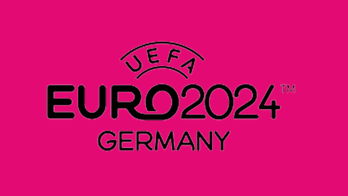 Telekom UEFA Euro 2024 Logo