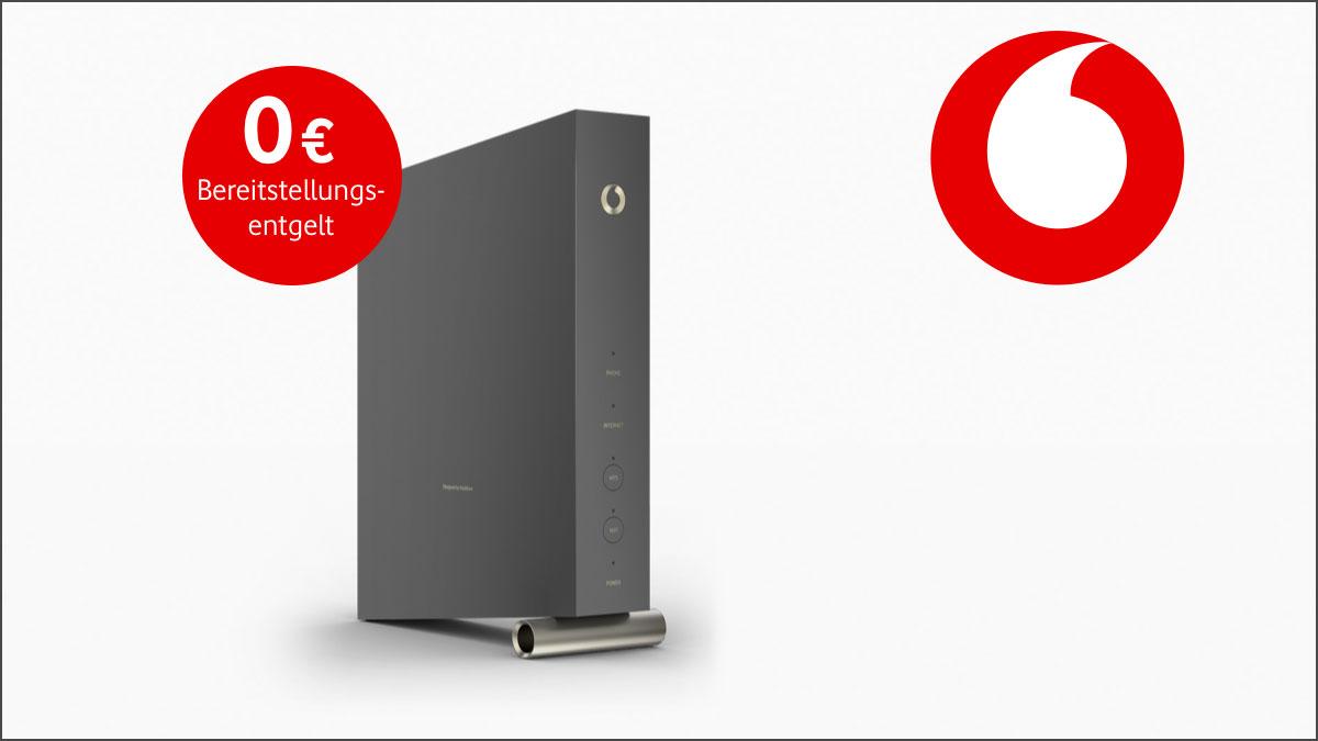 Vodafone Kabel Internet ohne Bereitstellungsgebühr